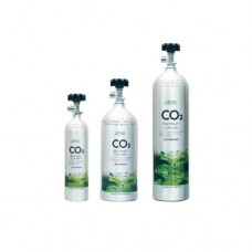 Butelie CO2 Aluminu 1L Premium Face Side