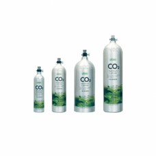 Butelie CO2 Aluminu 2L Premium Face Up