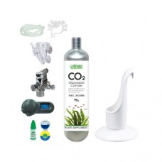 Set CO2  Nano Profesional