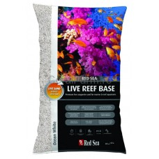 Live Reef Base-Ocean White 0.25-1mm 10Kg